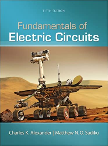 Alexander and Sadiku, Fundamentals of Electronic Circuits