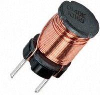 Inductor on form